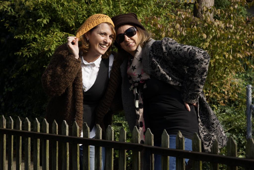 Annette Pfister & Sandra Anderle